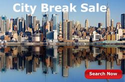 city break sale