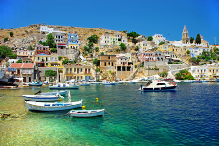 Best Hotels In Symi Greece