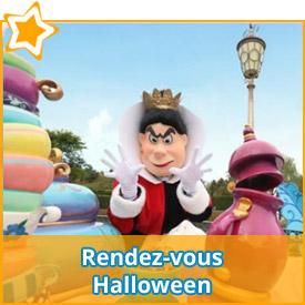 Disneyland® Paris - Rendez-vous Halloween*