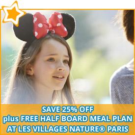 disneyland paris resort offers