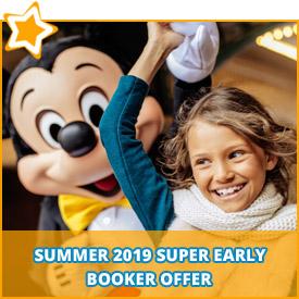 disneyland paris summer offers