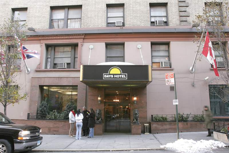 Days Inn By Wyndham Hotel New York City-broadway