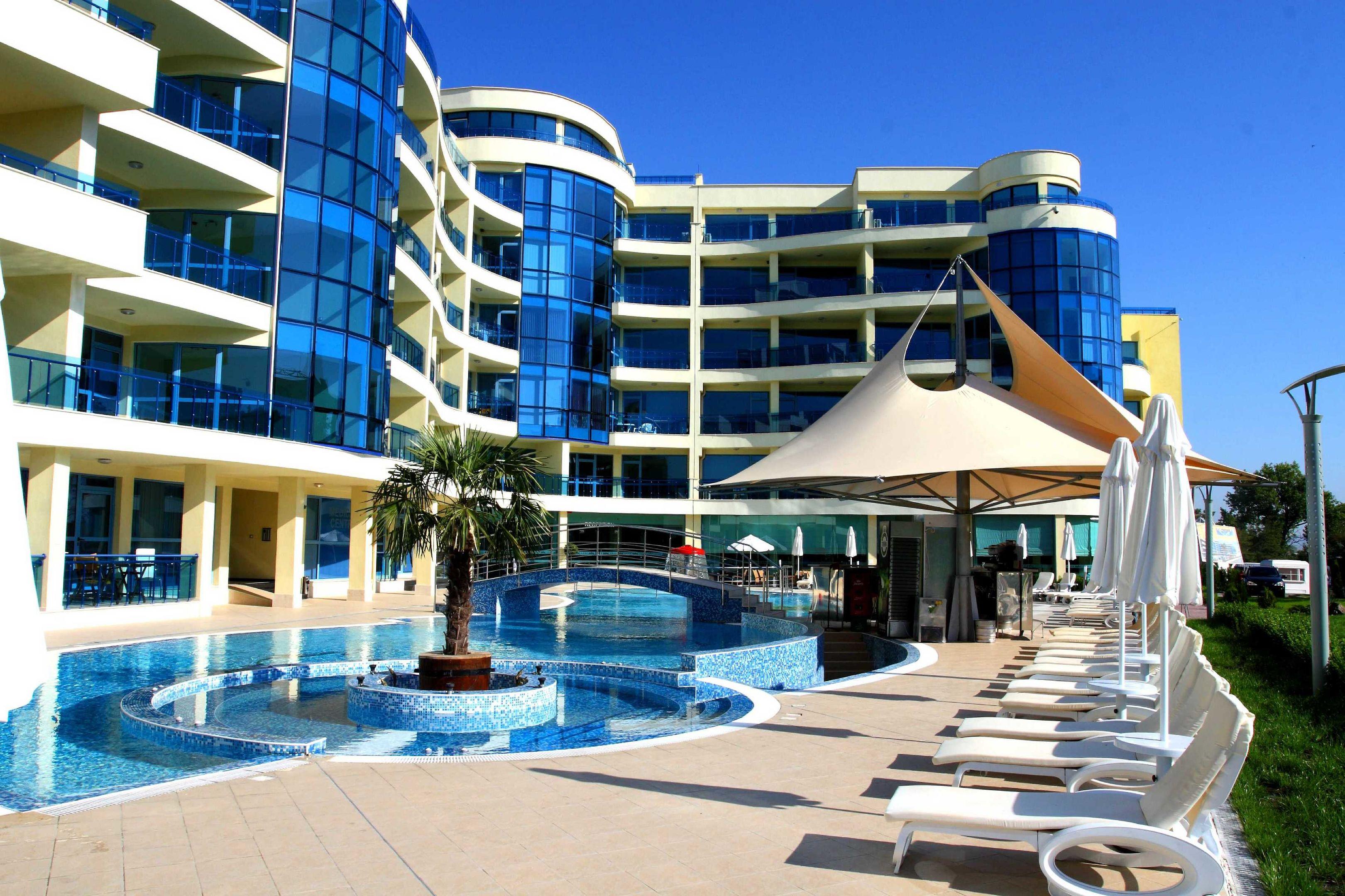 SPA Hotel Marina Holiday Club