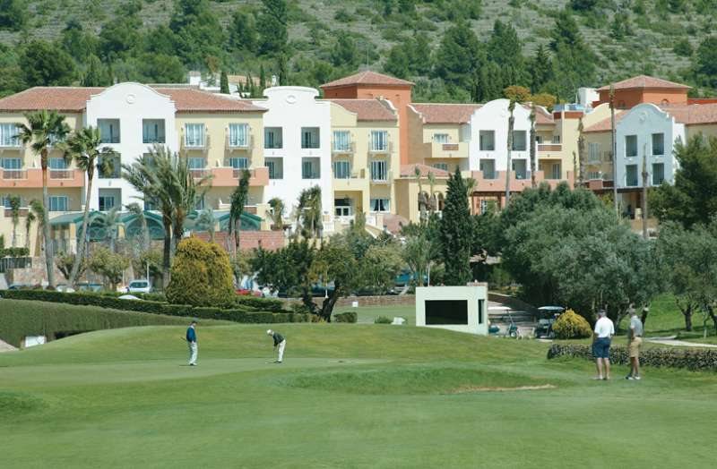 Hotel Denia La Sella Golf Resort & Spa