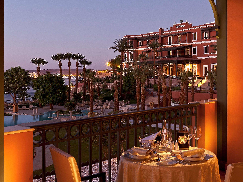 Sofitel Legend Old Cataract Aswan Hotel