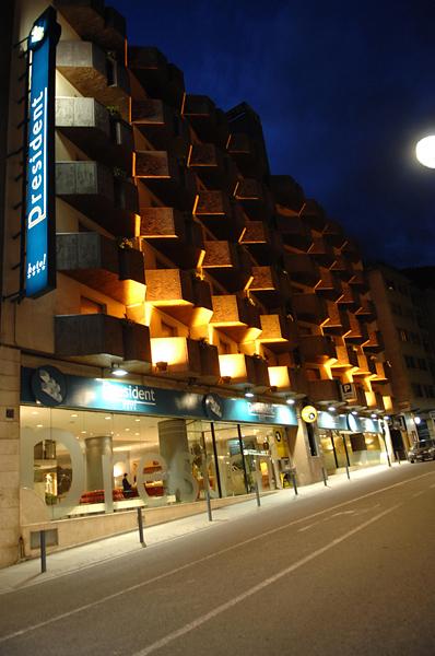 Hotel President- Andorra