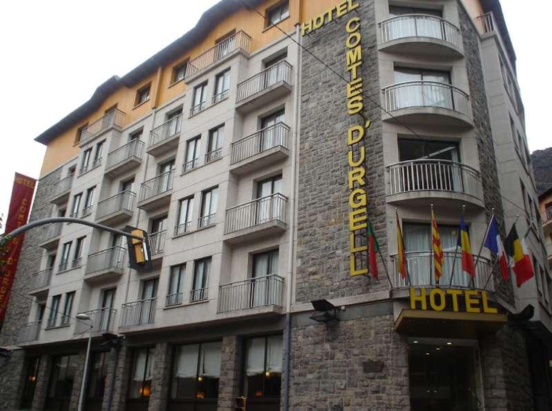Hotel Kyriad Comtes D'urgell