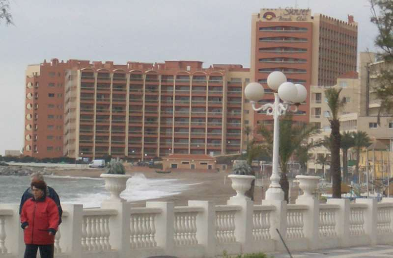 Hotel Sunset Beach Club Aptos