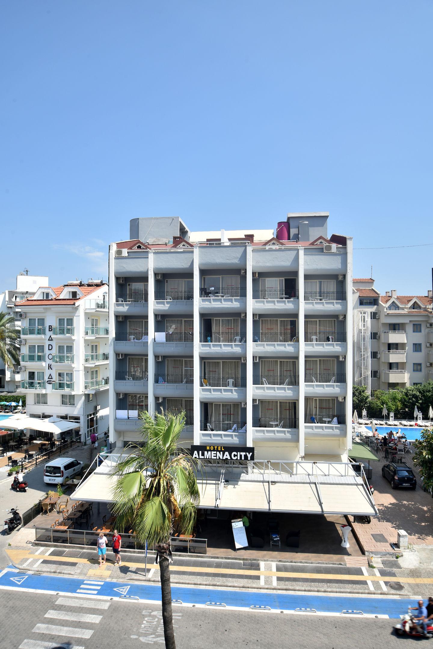 Hotel Almena City