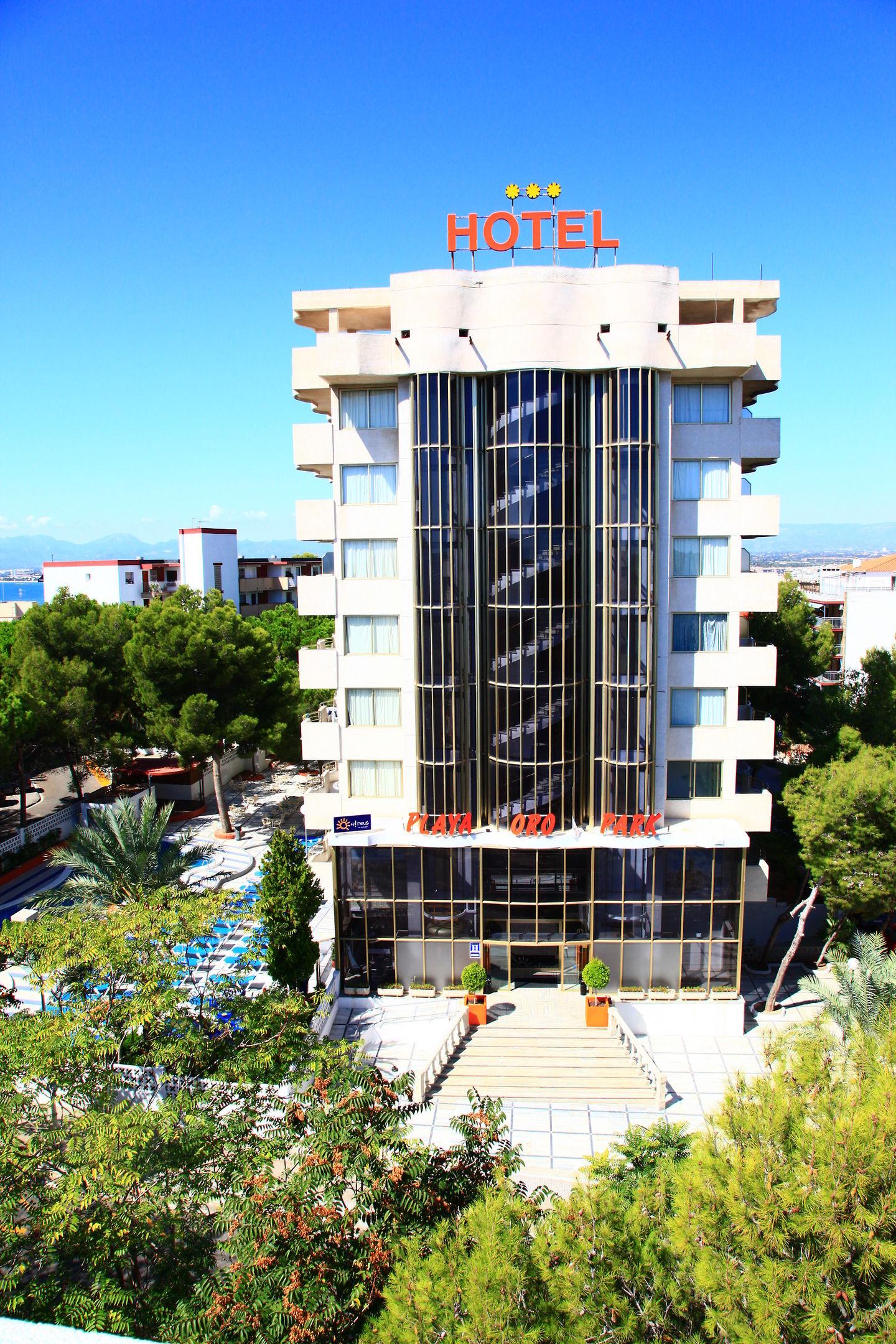 Ohtels Playa De Oro Hotel