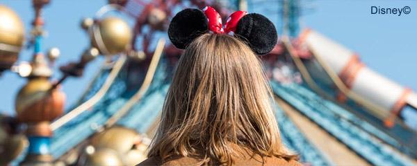 October Half Term at Disneyland® Paris