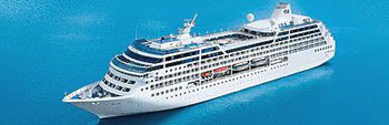 Land of the Midnight Sun Cruise on the Ocean Princess from only £899