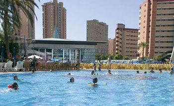 Benidorm: 4 Star All Inclusive w/ Kids Stay FREE