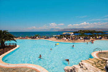 4* Award Winning Corfu All Inclusive with Sea Views