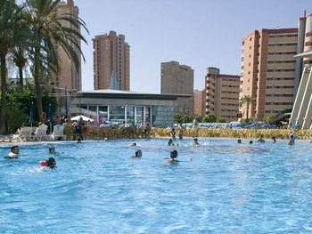 Benidorm 5* All Inclusive for 3 nights saving £135pp from only £235