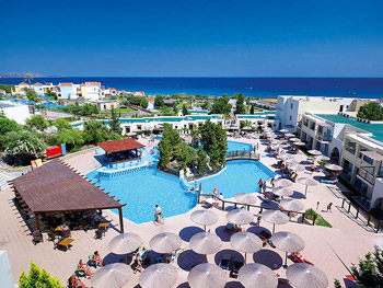 Rhodes 5* All Inclusive saving 25% from only £386