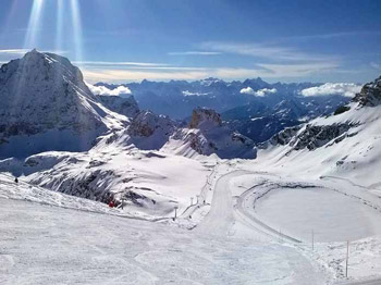 Cervinia Half Board from only £509