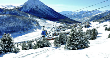 Montgenevre Catered Hotel only £409