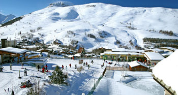 Les 2 Alpes Catered Hotel from only £479