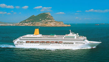 Spain, France & Italy Cruise only £799