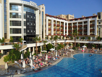 Award Winning 4* Turkey All Inclusive w/ Great Facilities