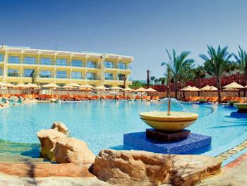 Sharm El Sheikh 5* All Inclusive saving £140pp from only £325