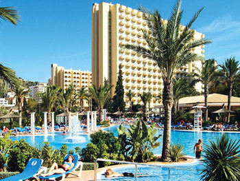 4* Benidorm Half Board - Central Location