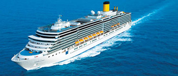 Cruise towards Spain & France on Costa Luminosa from only £299