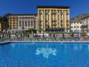 Lake Como & Milan Twin Centre from only £349
