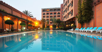 Marrakech 4* Bed & Breakfast saving 35% from only £112