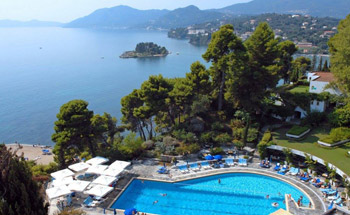 5* Corfu Award Winning Half Board w/ Kids Stay FREE