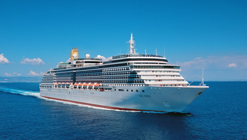 Canaries, Madeira & Spain Cruise only £999