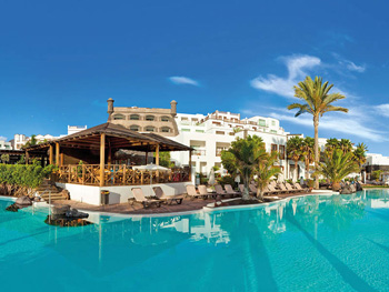 Lanzarote 5* All Inclusive saving £160pp from only £489