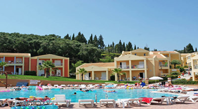 Corfu 4* Self Catering