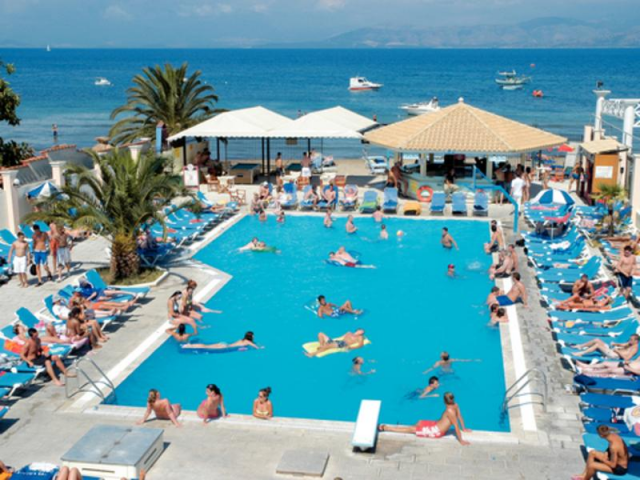 Young & Lively Clubbing Holidays to Kavos
