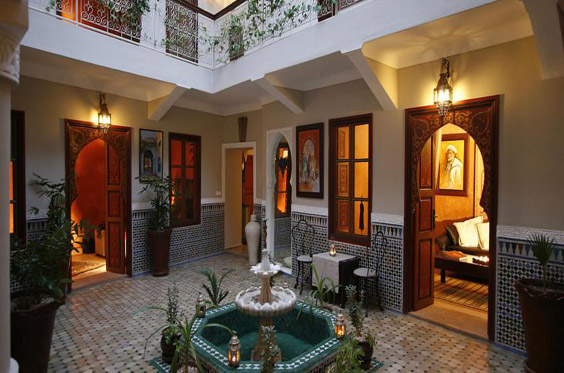 Morocco 4* Bed & Breakfast from £149