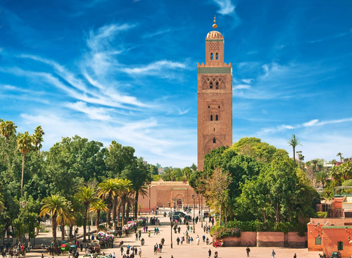 Marrakech 4* All Inclusive from £126