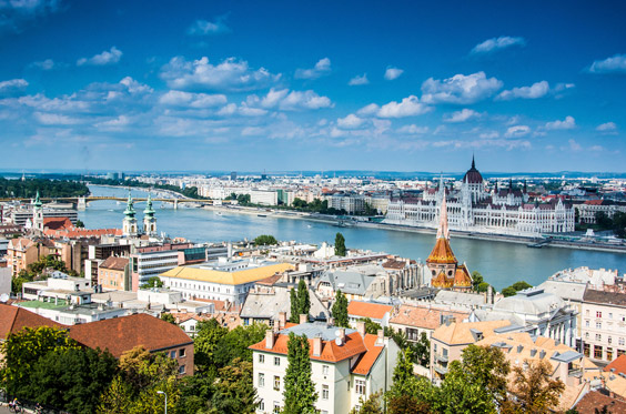 4* Budapest with 3 FREE TOURS