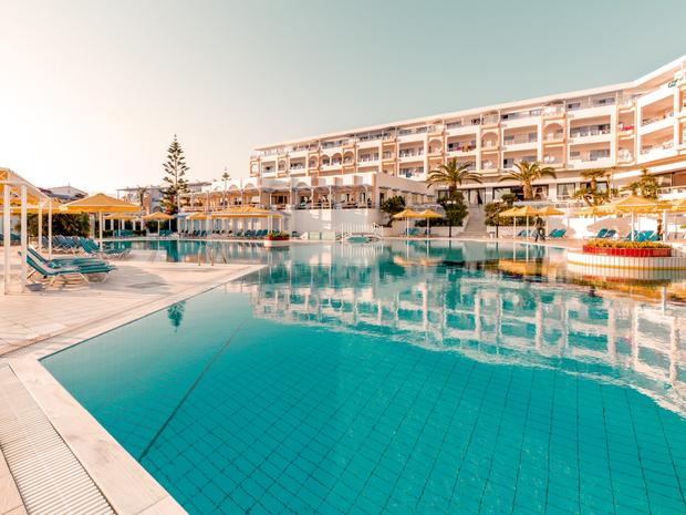 5* Beachfront All Inclusive to Crete w/ Low Deposits