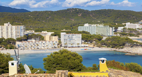 3* Majorca All Inclusive Beach Week w/ Low Deposits