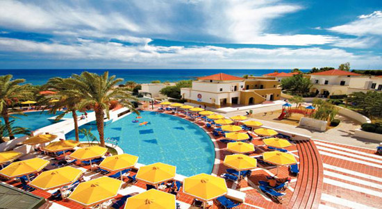 Rhodes 5 Star All Inclusive