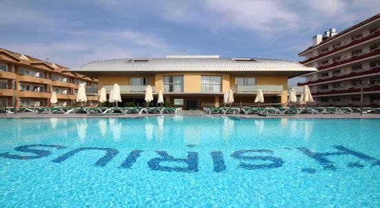 Formula 1 in Costa Brava in a 4-Star Hotel