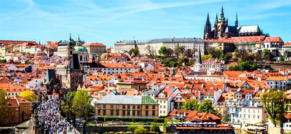 Prague 4-Star Break with Added Value