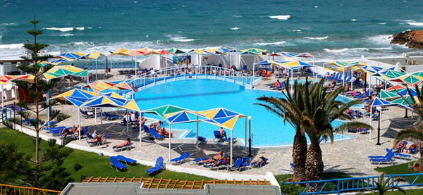 Luxury 5-Star All Inclusive Greece Escape