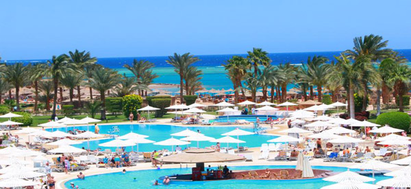 Hurghada 4-Star Ultra All Inclusive