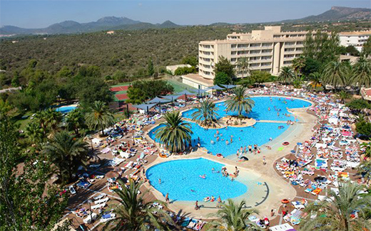 Family Friendly Majorca 3-Star All Inclusive