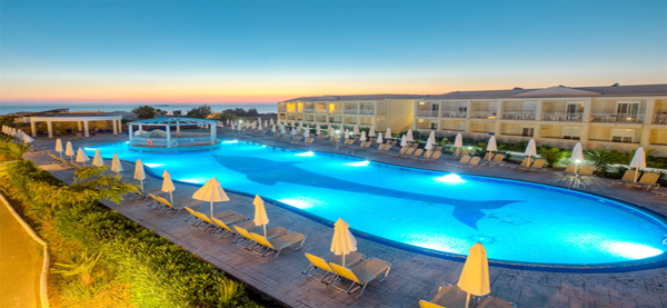 Corfu 4-Star All Inclusive