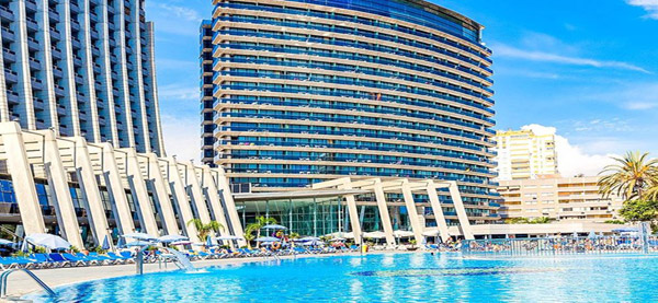4* Great Value All Inclusive to Benidorm w/ Low Deposits