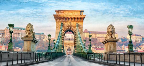 Prague & Budapest 4-Star Twin Centre
