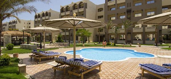 Luxury 5-Star Hurghada All Inclusive Escape